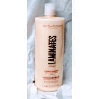 Sebastian Laminates Sheer Conditioner Wightless Rinse - Kevyt Kiiltohoitoaine 1 litra