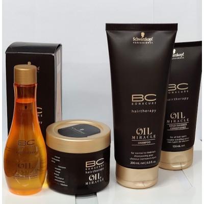 BonaCure Oil Miracle Shampoo 200 ml