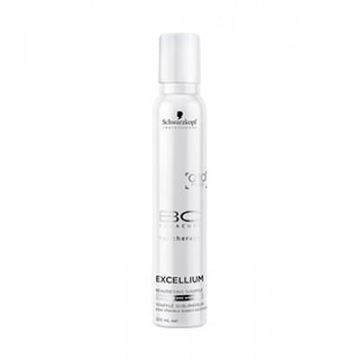 BONACURE EXCELLIUM BEAUTIFYING SOUFFLE Silver White muotovaahto 200 ml