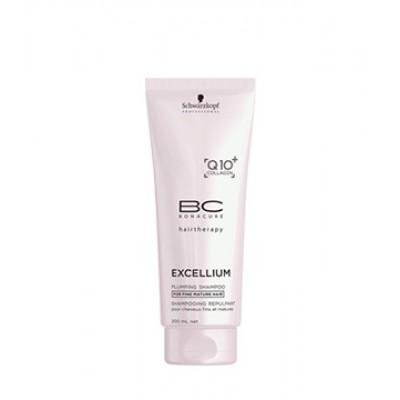 BONACURE EXCELLIUM PLUMPING Tuuheuttava shampoo 200 ML
