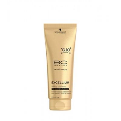 BONACURE EXCELLUIM TAMING Silottava shampoo 200 ML