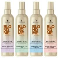 Schwarzkopf Blond Me Instant Blush Sävyttävä suihke 250 ml Jade