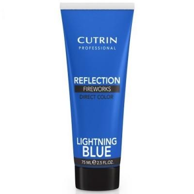 Cutrin Reflection Fireworks LIGHTNING BLUE 75 ml