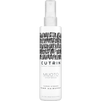 CUTRIN MUOTO SUPER STRONG PUMP HAIRSPRAY 200 ml