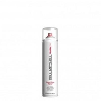 Paul Mitchell Flexible Style Super Clean Spray Keskivahva viimeistelykiinne 300 ml
