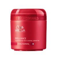 Wella Professional Care Brilliance Mask Fine 150 ml