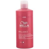 Wella Professional Care Brilliance Shampoo Coarse 500 ml