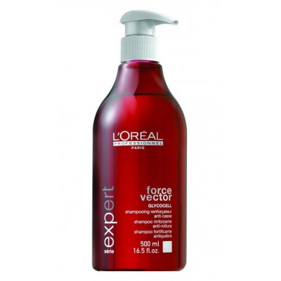 L'oreal Professionnel Serie Expert Force Vector Shampoo 500 ml