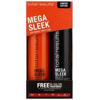Matrix MEGA SLEEK Shampoo 250 ml ja hoitoaine 250 ml