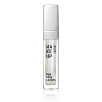 MAKE UP FACTORY High Shine Lip gloss huulikiille 03 Silvery Glow