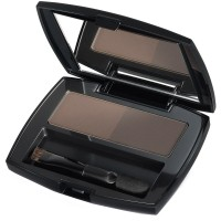 ISADORA PERFECT BROWS Duo Compact Powder Wet & Dry 15 Brown Duo