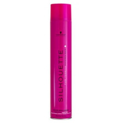 Silhouette Color Brilliance Hairspray hiuskiinne 750 ml