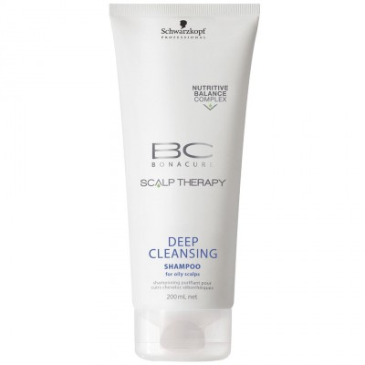 BonaCure Scalp Therapy Deep Cleansing Shampoo 200 ml