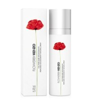 KENZO FLOWER by KENZO Parfumed Deodorant Natural Spray 125 ml
