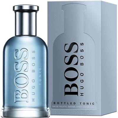 Boss Bottled Tonic EdT tuoksu 50 ml