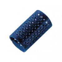 Samettipapiljotit sininen 36 mm 12 kpl