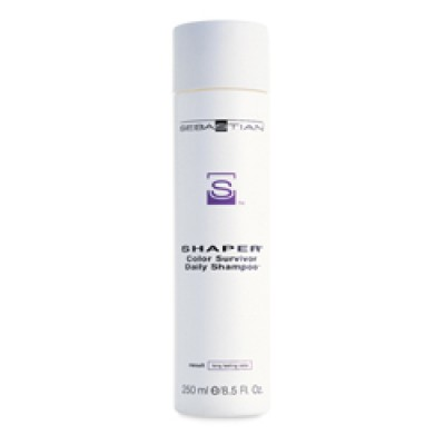Sebastian Shaper Color Survivor Daily Shampoo 250 ml