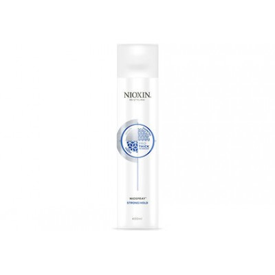 NIOXIN Hiuskiinne Strong Hold 400 ml